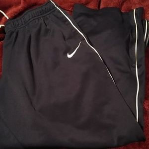 Nike Pants with zipper on sides